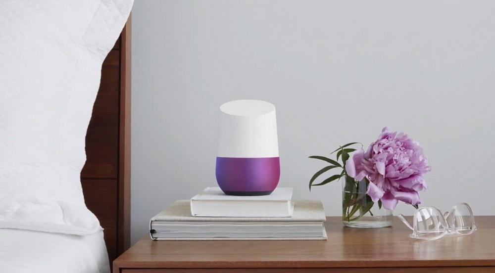 Google Home-умный домашний динамик фото 4