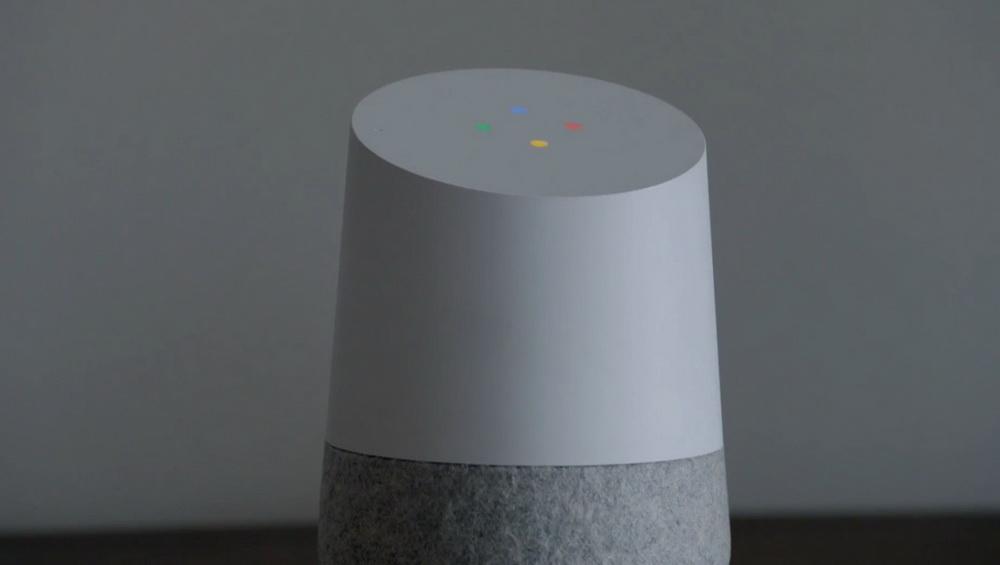 Google Home-умный домашний динамик фото 5