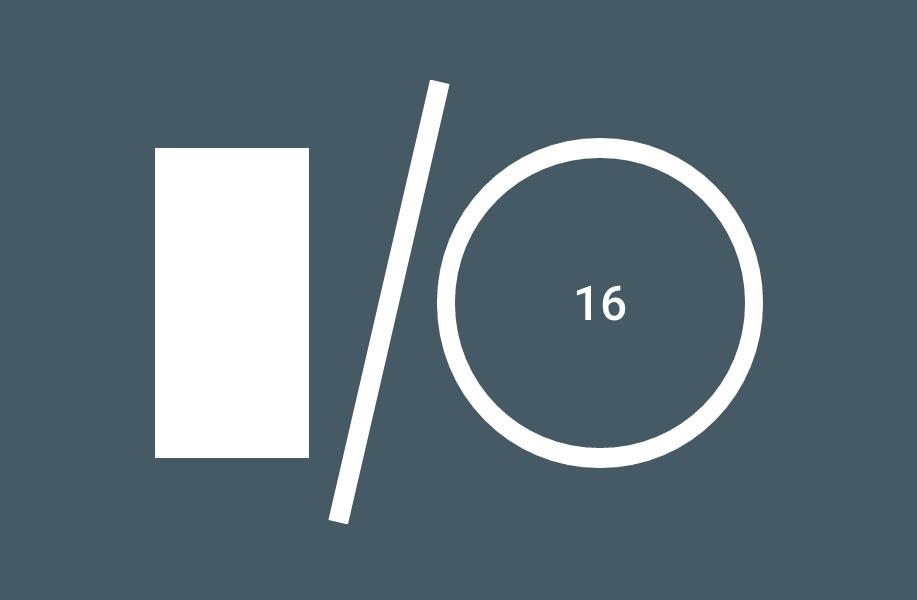 Google IO-2016