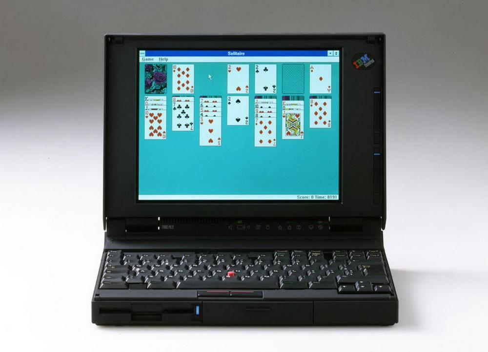 IBM Thinkpad 700C-ноутбук