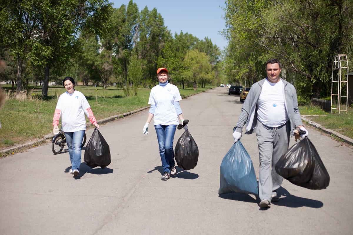 Зробимо Україну чистою разом!