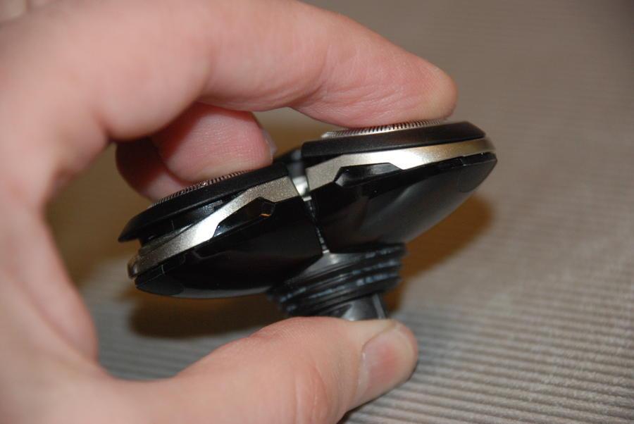 Как выбрать триммер и электробритву - головка бритвы