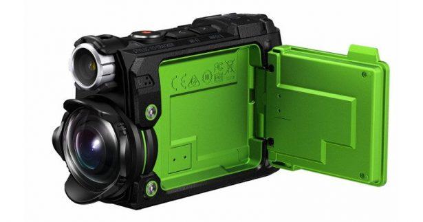 Компания Olympus анонсировала свою первую экшн-камеру Stylus TG-Tracker (1)