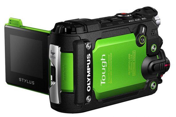 Компания Olympus анонсировала свою первую экшн-камеру Stylus TG-Tracker (3)