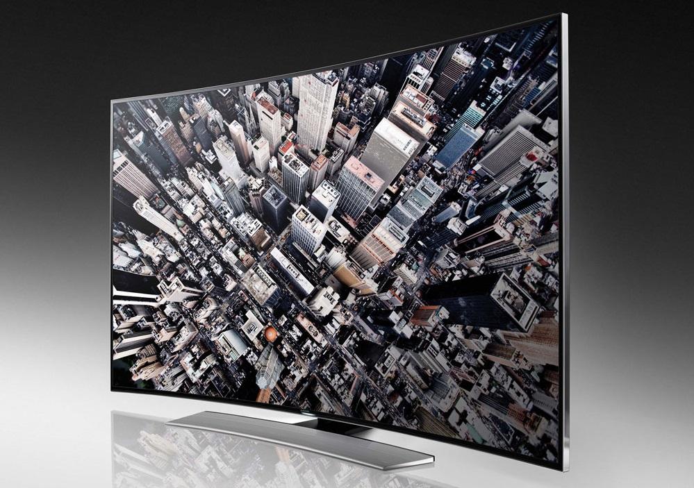 Компания Samsung разработала технологию сгибания телевизора - главное фото