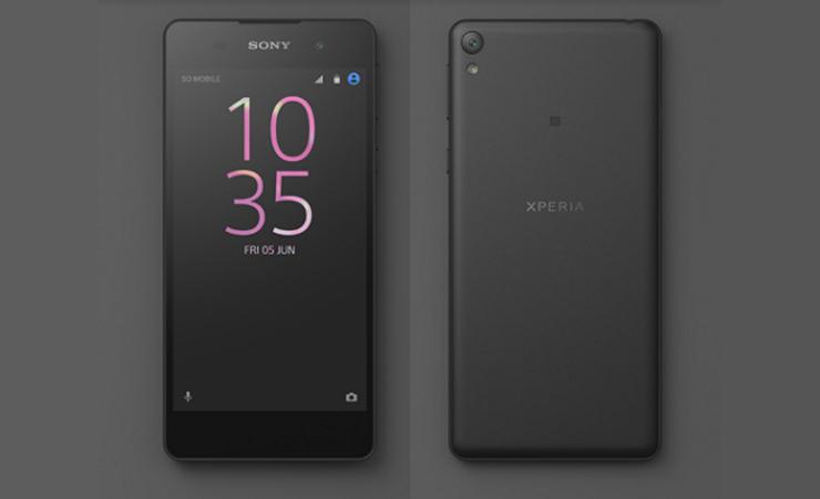 Компаняи Sony подтвердила существование смартфона Xperia E5 - фото 1