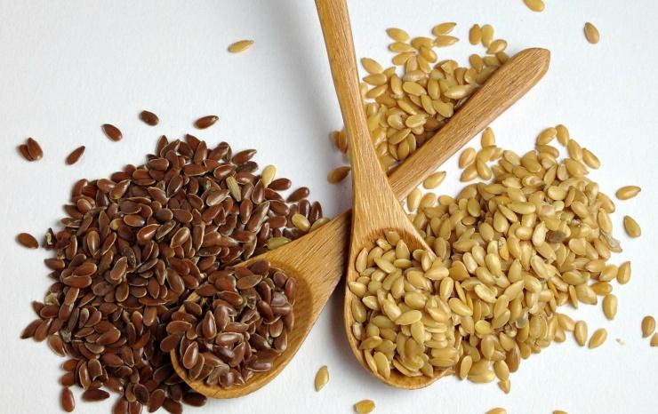 Льняное семя-ингредиент