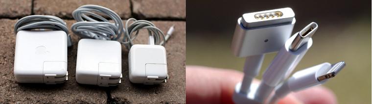 MacBook является USB Type-C