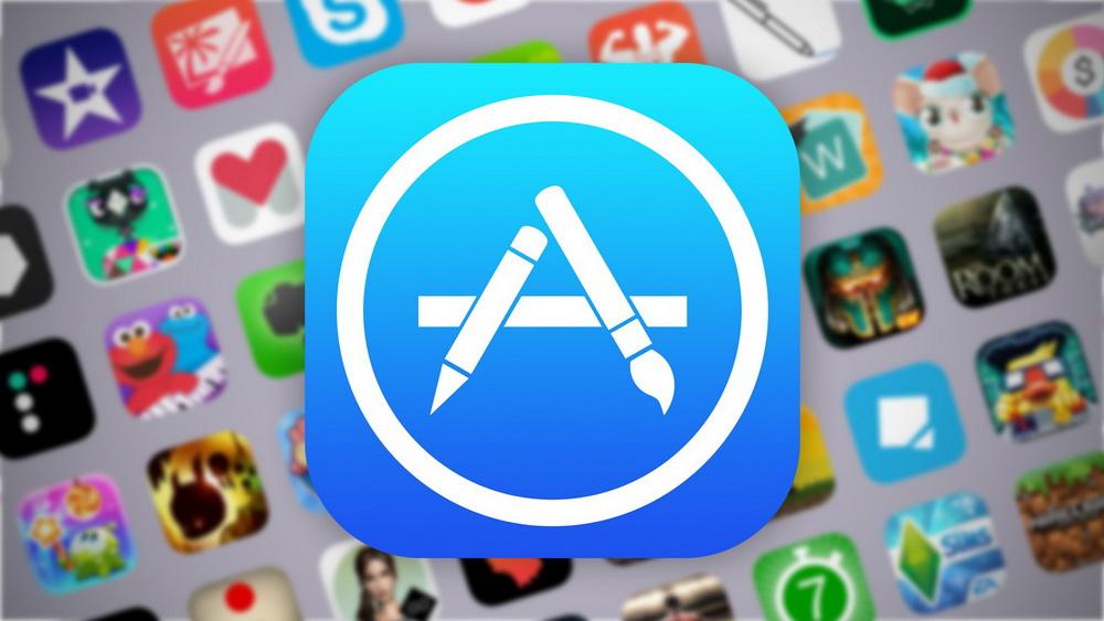 Магазин приложений AppStore-фото