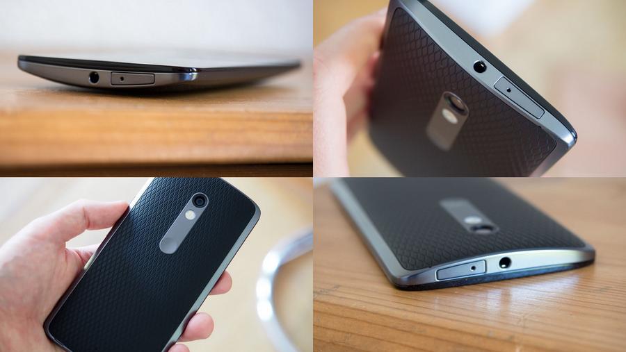 Moto X Play-Четыре ракурса