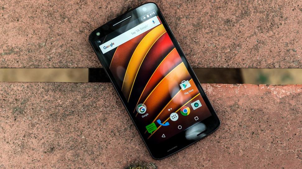 Motorola Moto X Force- 2 Дизайн