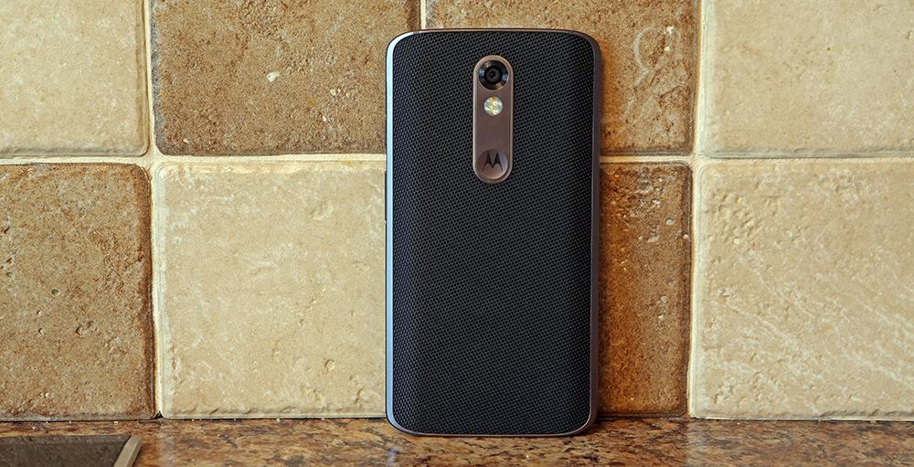 Motorola Moto X Force- 4 Дизайн
