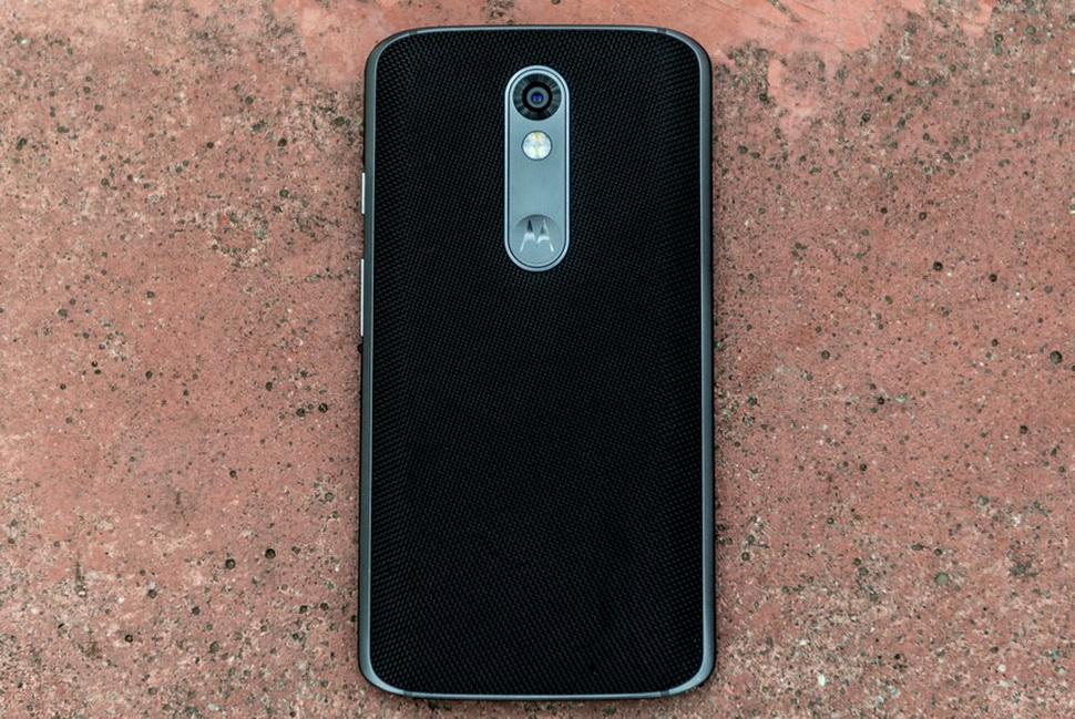 Motorola Moto X Force- Дизайн