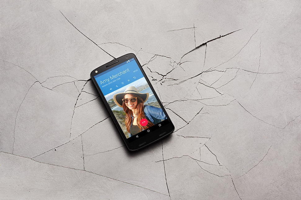 Motorola Moto X Force-Прочный корпус