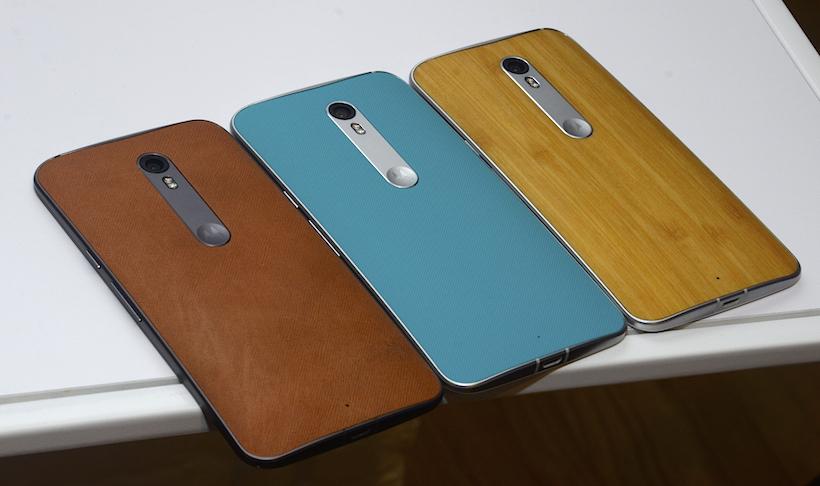 Motorola Moto X Style-дизайн задняя панель фото 2