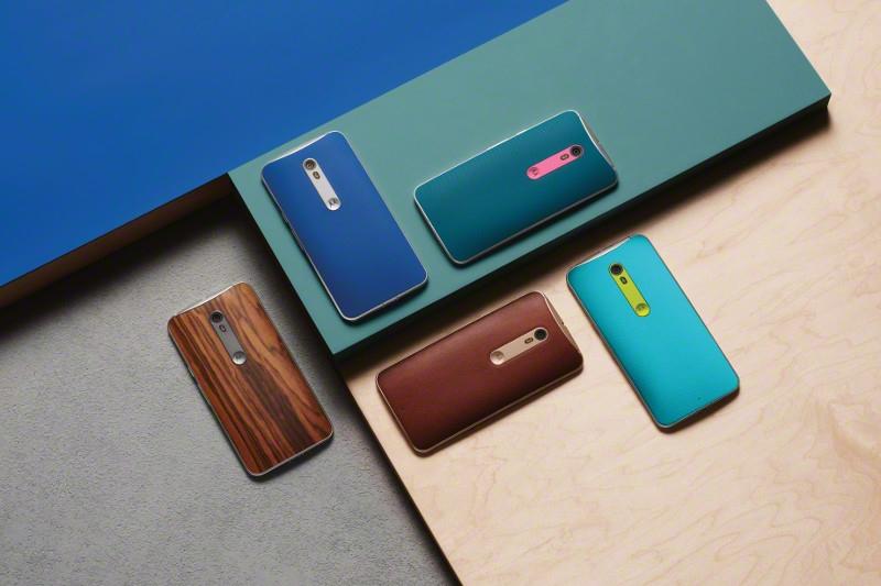 Motorola Moto X Style-дизайн задняя панель