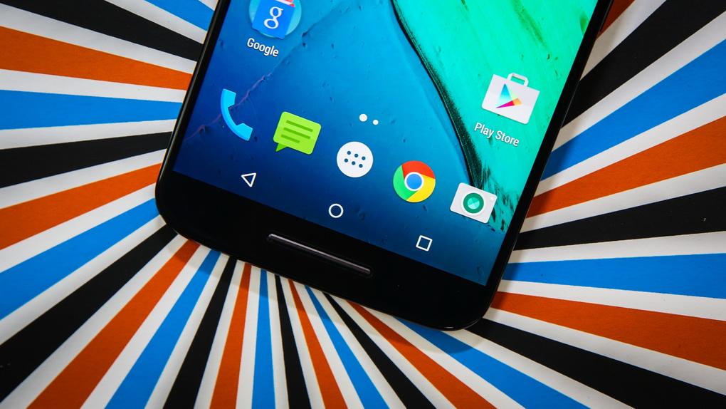 Motorola Moto X Style-экран фото 2
