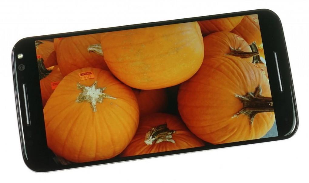 Motorola Moto X Style-экран цветопередача фото 1