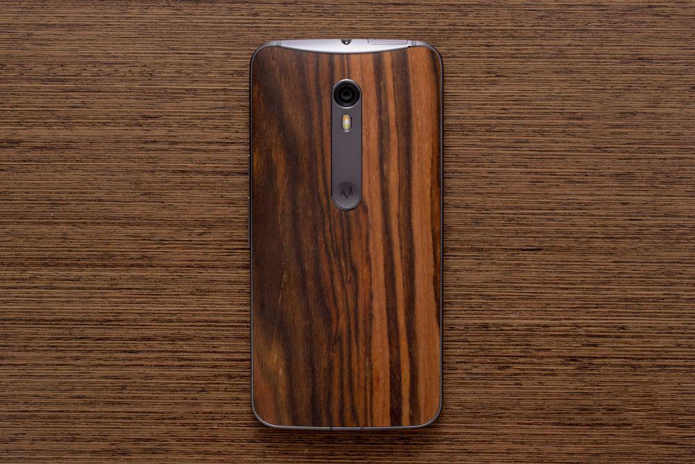Motorola Moto X Style-задняя панель фото 2