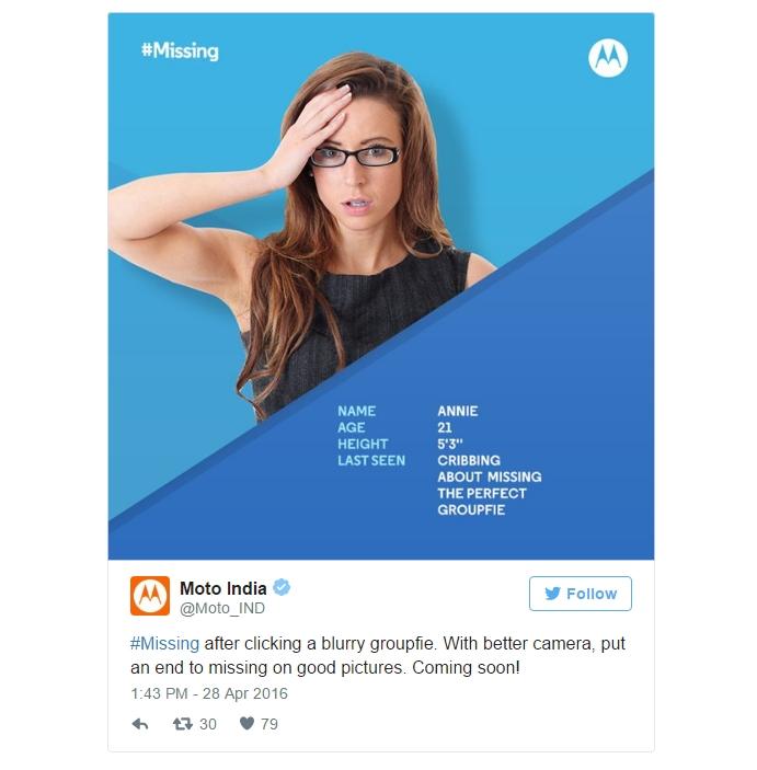 Motorola опубликовала в сети тизеры Moto G4 и Moto G4 Plus - тизер 3