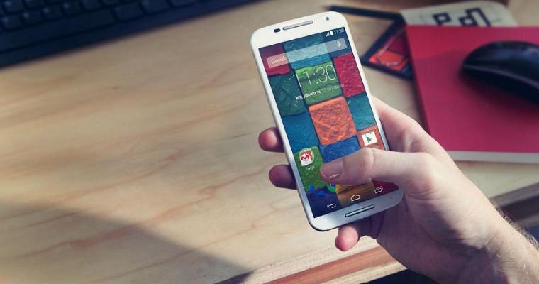 Motorola опубликовала в сети тизеры
