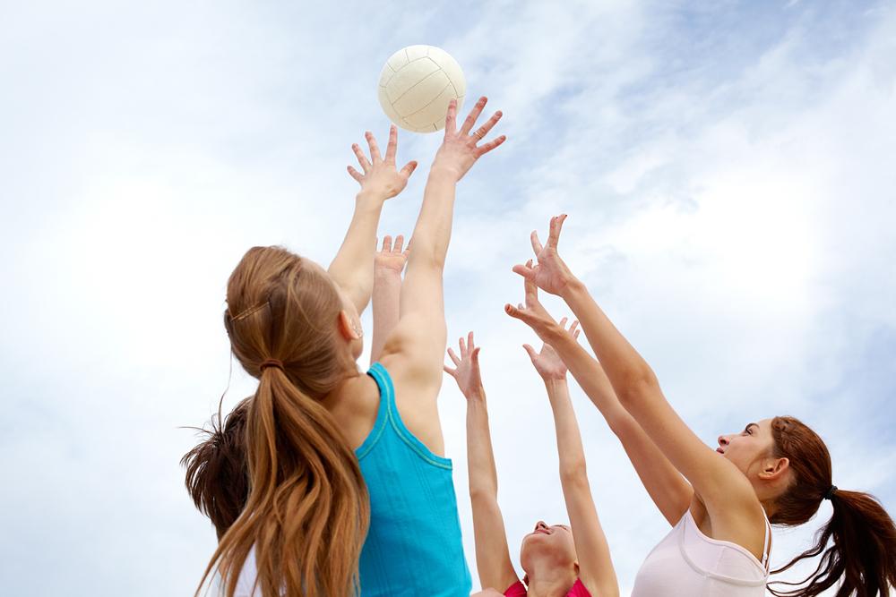 Мяч-игры на свежем воздухе