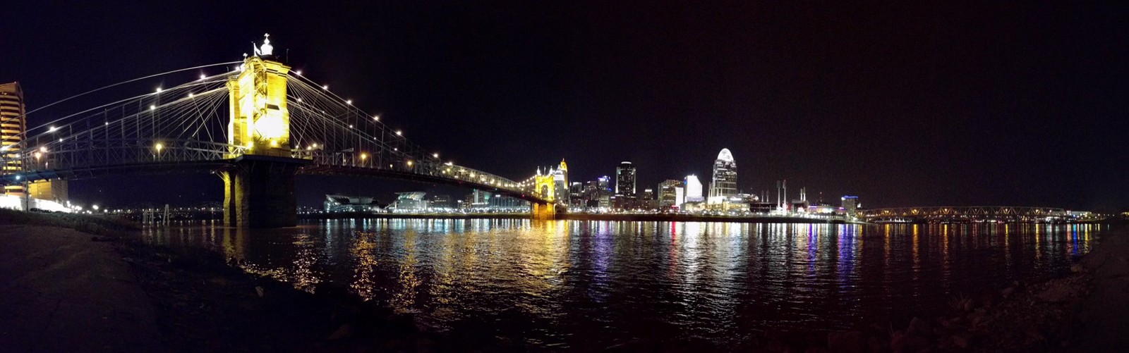 Ночная панорама - Huawei Nexus 6P