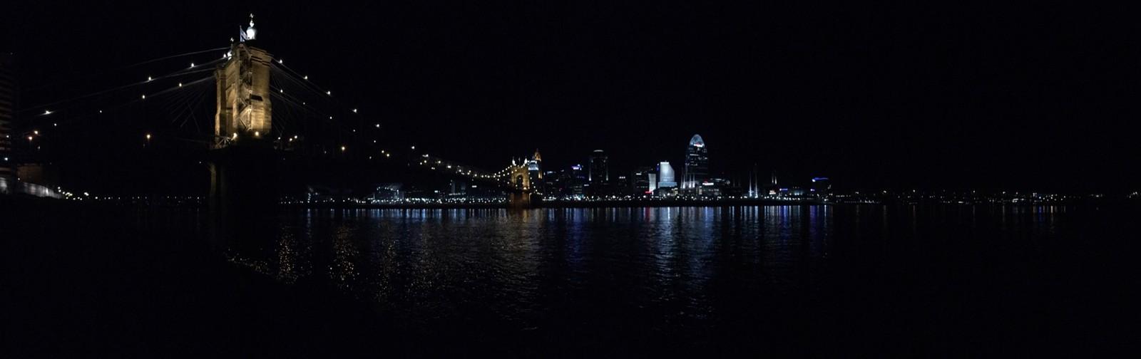 Ночная панорама - iPhone 6S Plus