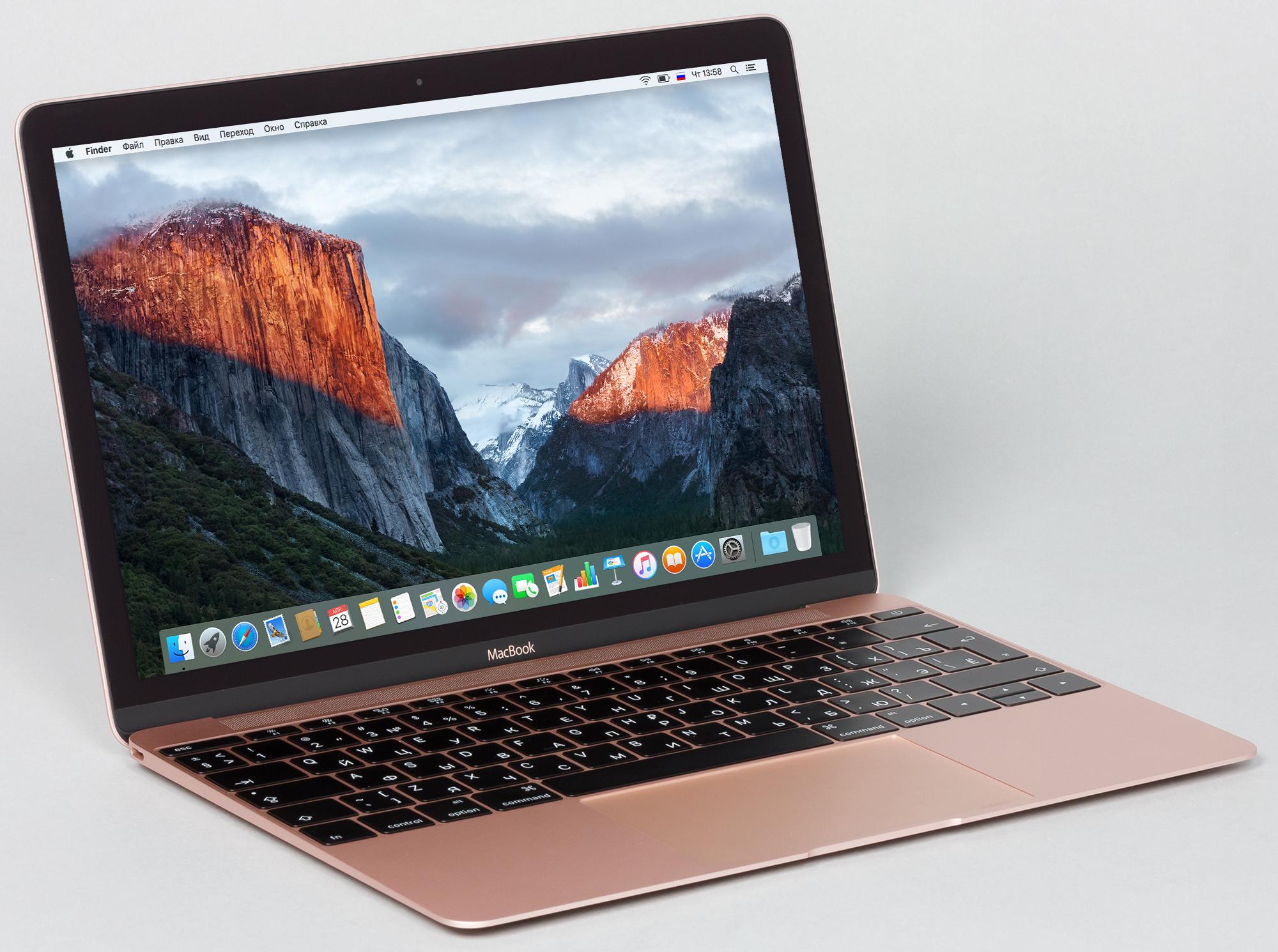 Обзор 12-дюймового MacBook (2016) - дизайн (3)