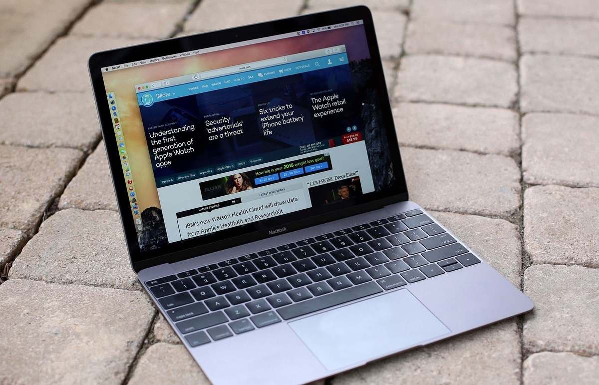 Обзор 12-дюймового MacBook (2016) - экран (1)