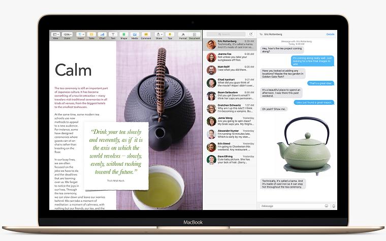 Обзор 12-дюймового MacBook (2016) - операционная система (4)