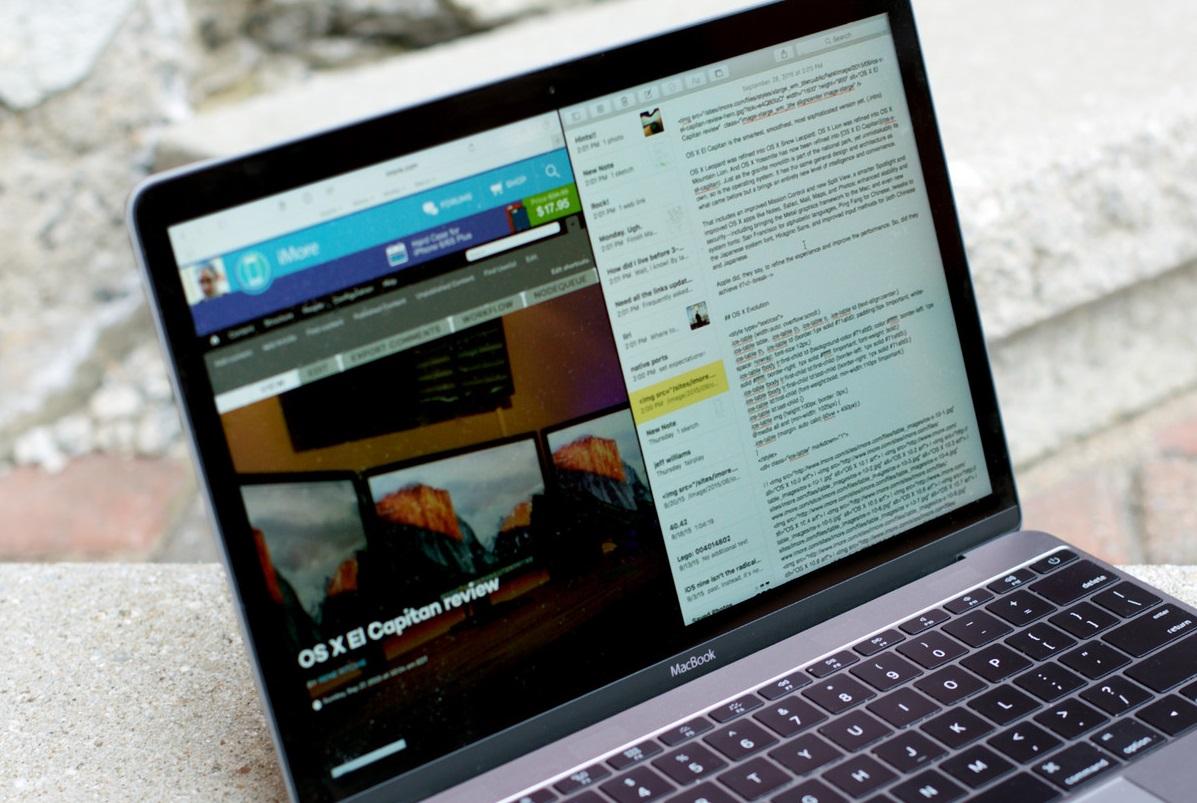 Обзор 12-дюймового MacBook (2016) - операционная система