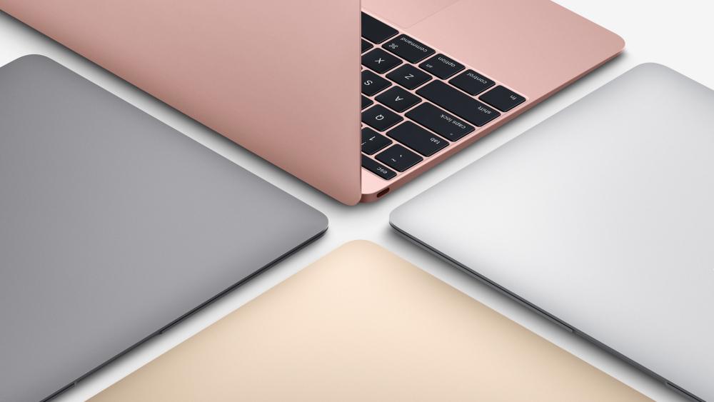 Обзор 12-дюймового MacBook (2016) - цвета