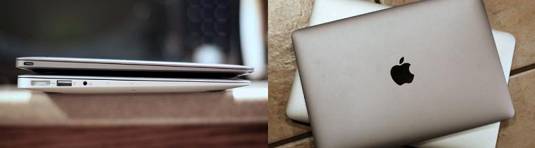 Обзор 12-дюймового MacBook (2016) - в сравнении с MacBook Air (1)
