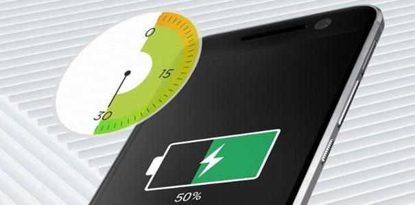 Обзор нового флагмана HTC 10 - батарея