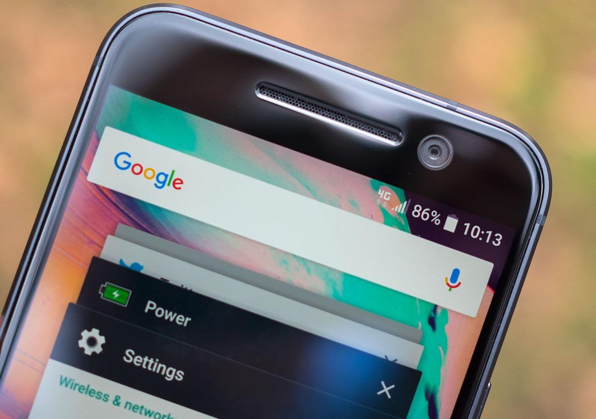 Обзор нового флагмана HTC 10 - дизайн (2)