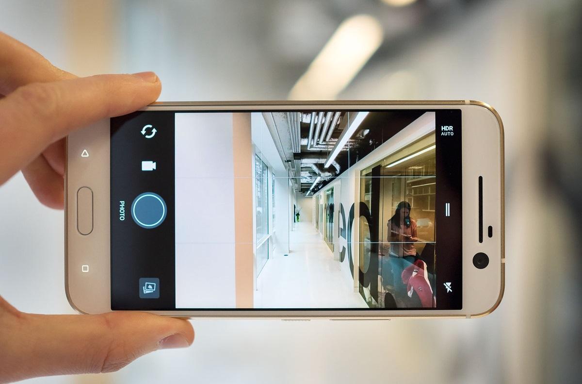 Обзор нового флагмана HTC 10 - камеры
