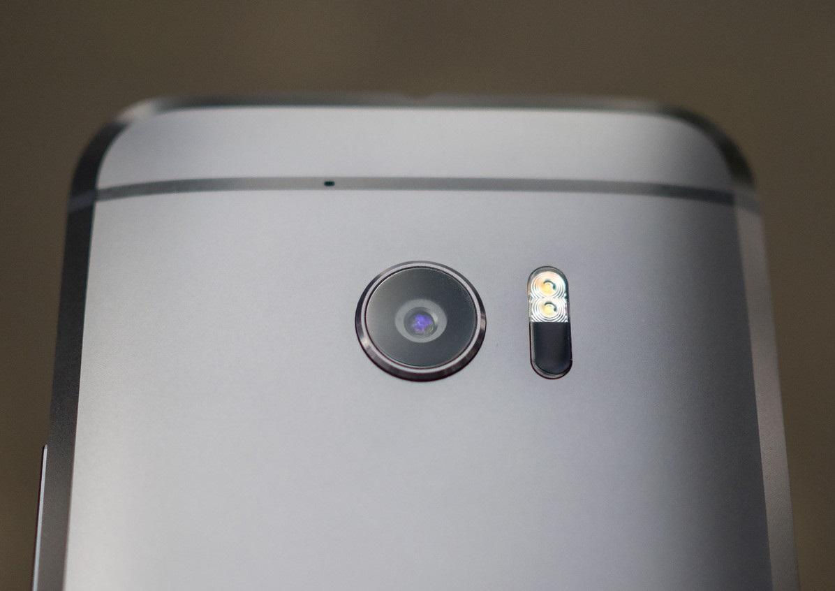 Обзор нового флагмана HTC 10 - основная камера