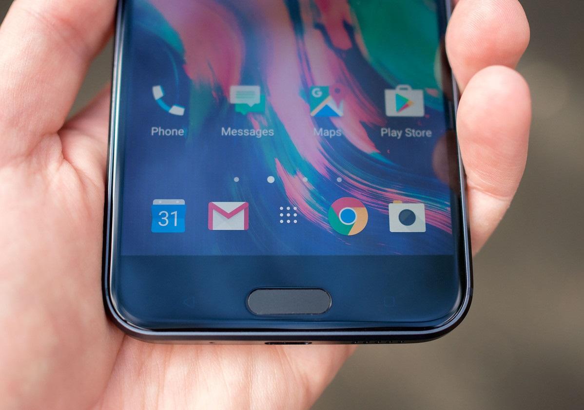 Обзор нового флагмана HTC 10 - под экраном
