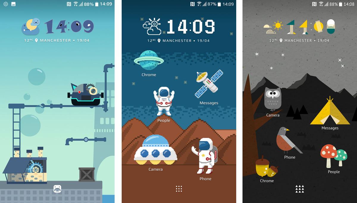 Обзор нового флагмана HTC 10 - программное обеспечение (3)