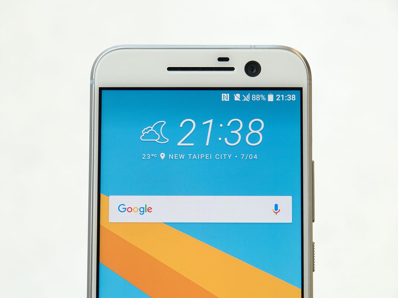 Обзор нового флагмана HTC 10 - программное обеспечение (5)