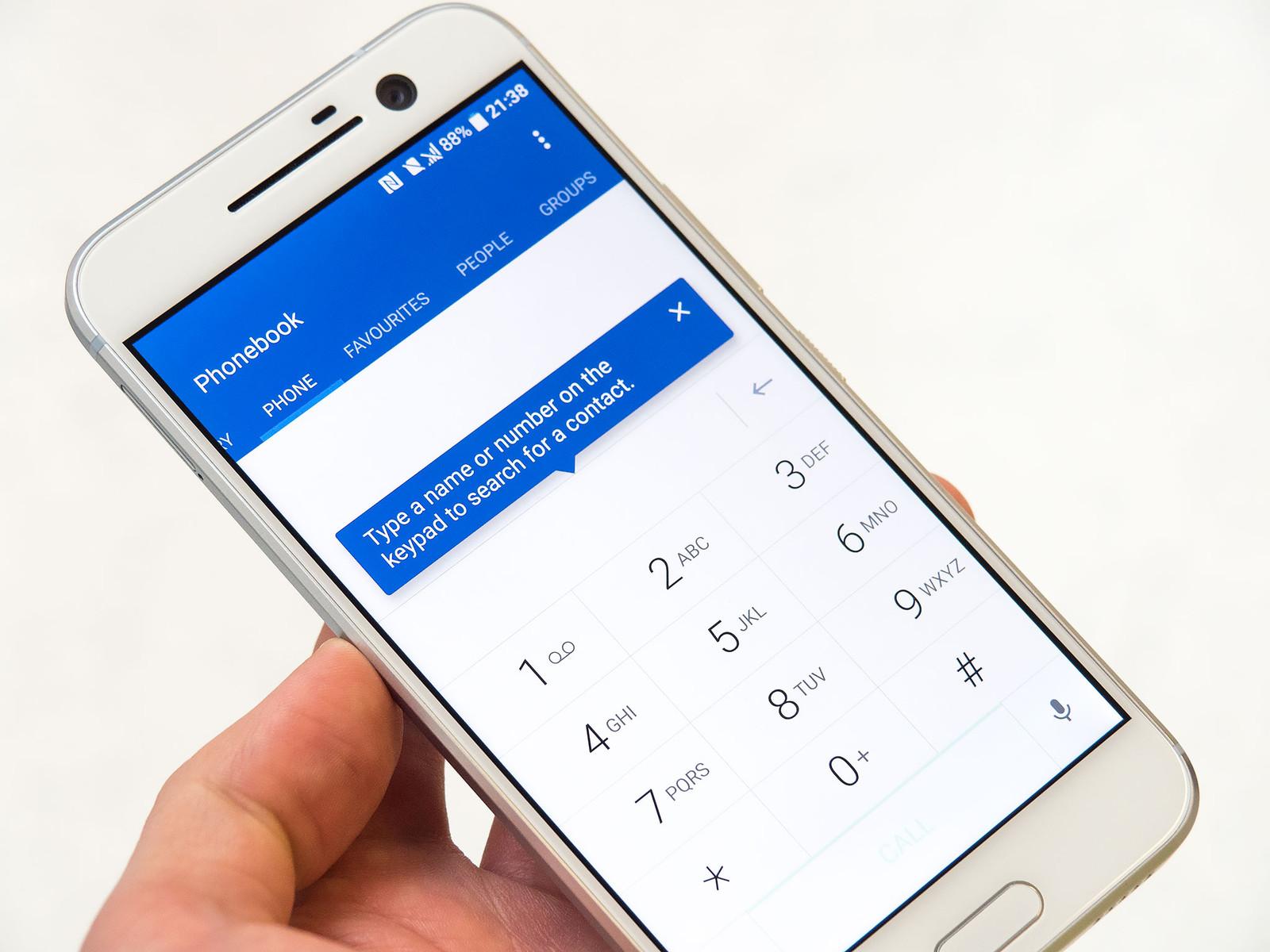 Обзор нового флагмана HTC 10 - программное обеспечение (6)