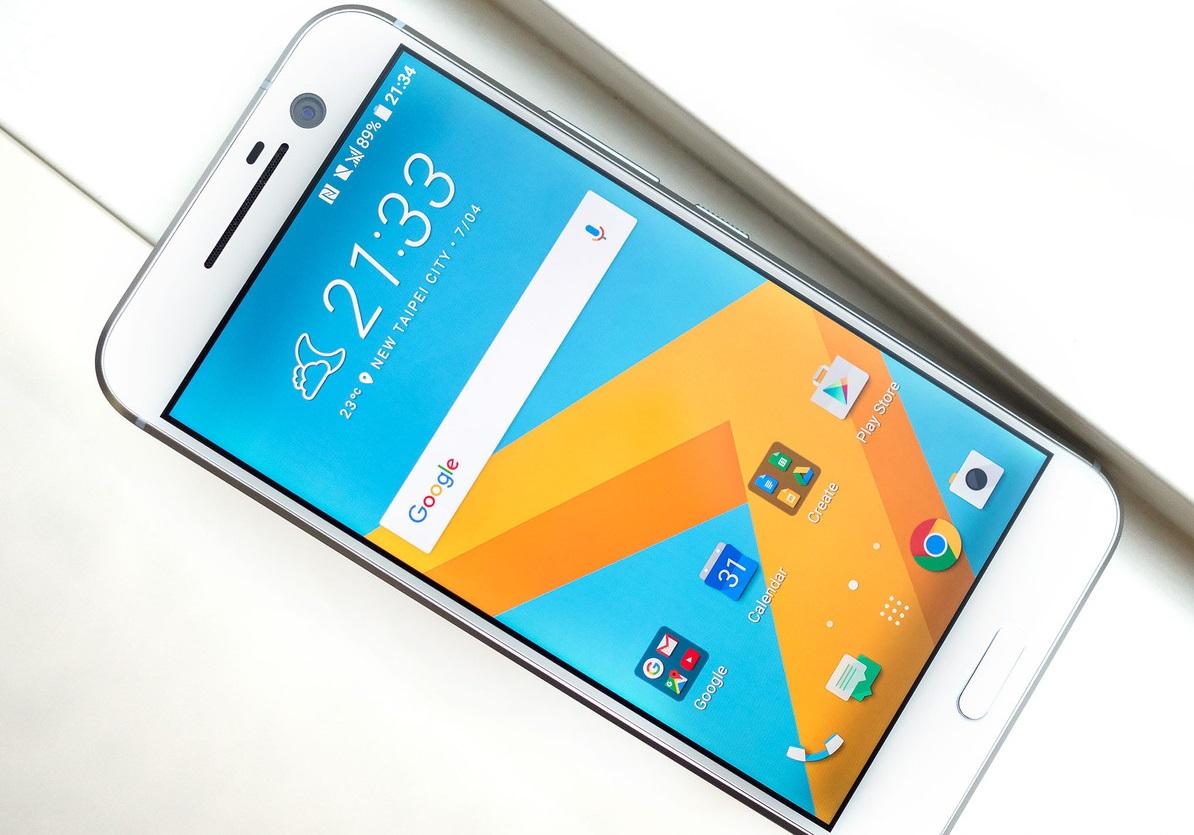 Обзор нового флагмана HTC 10 - программное обеспечение