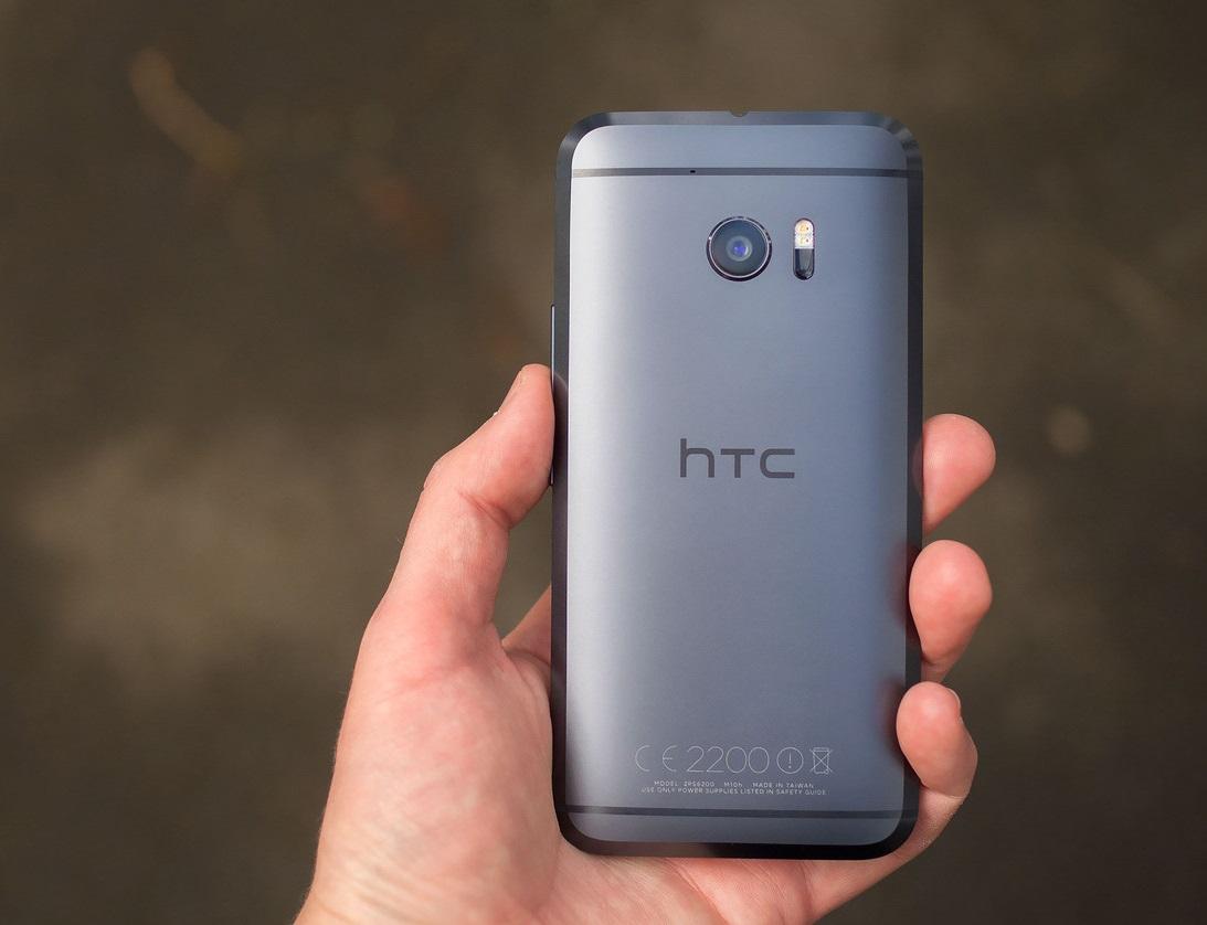 Обзор нового флагмана HTC 10 - задняя панель