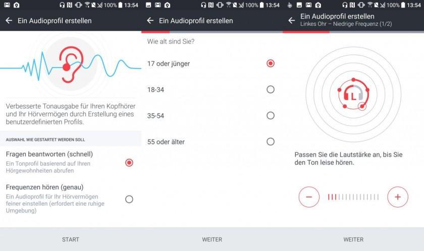 Папка «Фото», Обзор нового флагмана HTC 10 - звук