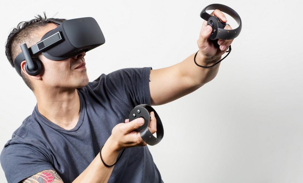 Oculus Rift-гарнитура виртуальной реальности фото 2