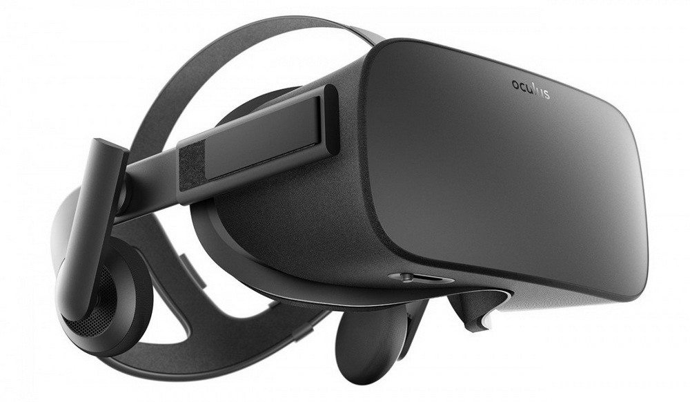 Oculus Rift-гарнитура виртуальной реальности