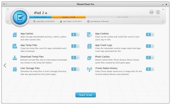 Освобождаем место на iPhone и iPad, и ускоряем их работу - фото 3