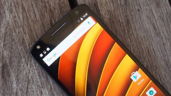 Папка «Фото», Motorola Moto X Force- Фронтальная вспышка и датчики