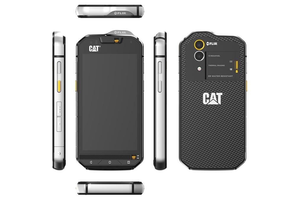 Первый в мире смартфон с тепловизором CAT S60 будет доступен для предзаказа в июне (2)